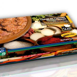 Carne de Ternera guisada (600 gramos)